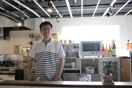 ?酒師の資格や日本酒に関するイベント経験をもつオーナーの穂積さん