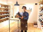 三軒茶屋にカウンセリング型靴店「サントナーナ」 要望多く関東初上陸