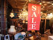世田谷・池尻のアンティーク家具店が「ウィンターセール」 多彩なアイテム2割引きに