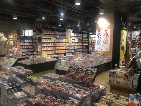 「仕掛け番長」栗俣力也さんによるコミックコーナー