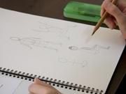三宿で大人対象のドローイング教室 イラストレーターがプロの技法教える