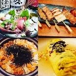 三宿の日本酒バル、ランチ・ディナー全品30%オフ 運営会社1周年で