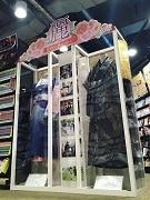 ツタヤ三軒茶屋店で韓流衣装展 ドラマ「麗<レイ>」出演、EXO・ベクヒョンなど