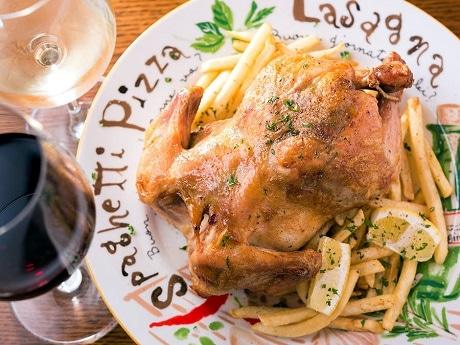 池尻大橋のイタリアンレストランが居酒屋にリニューアル 肉料理と均一料金のワインに強み