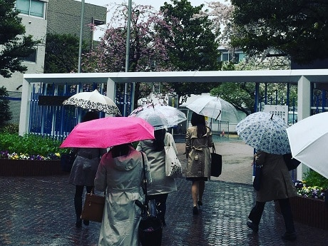 会場となる昭和女子大学