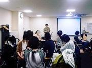 太子堂で「プレママ熱視線」の保活イベント 地元NPOの講師迎え