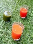池尻大橋で期間限定コールドプレスジュース 国産有機・減農薬野菜など使い