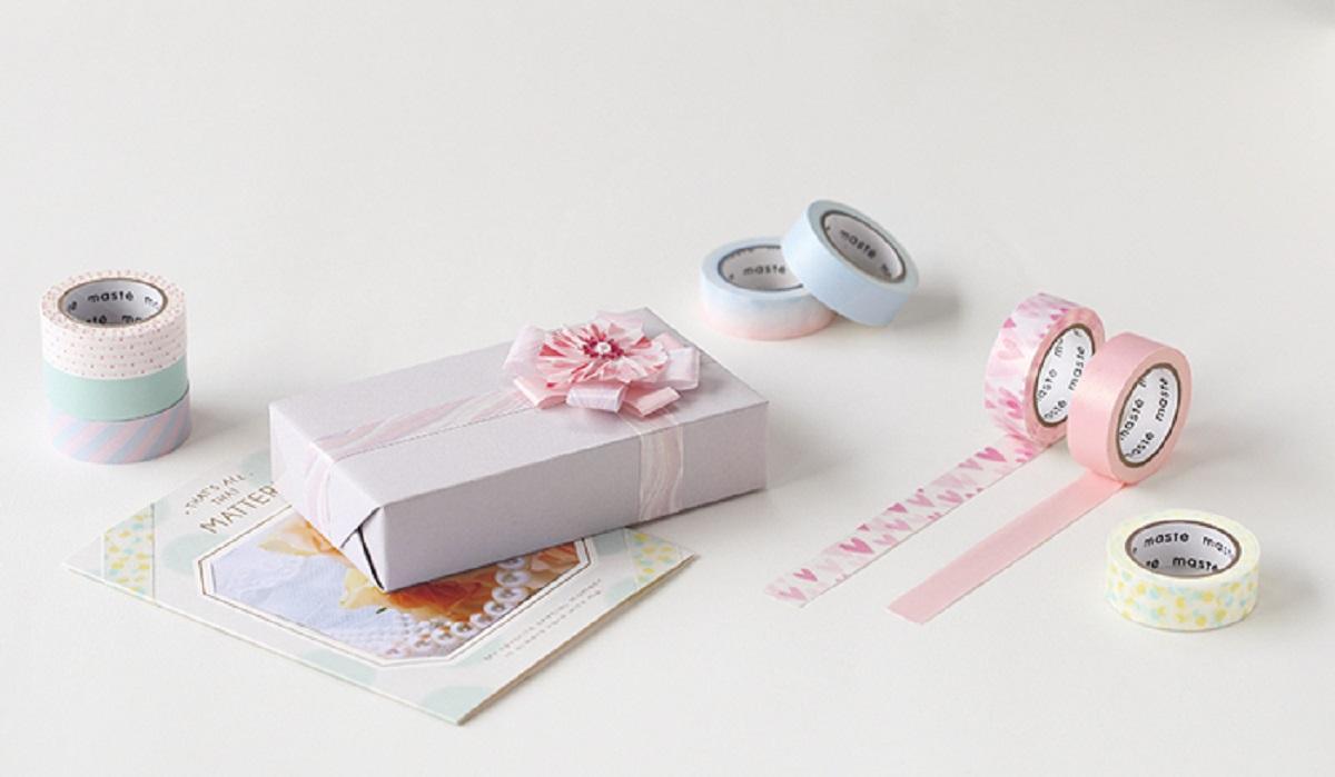 「マスキングテープ・パール」のイメージ