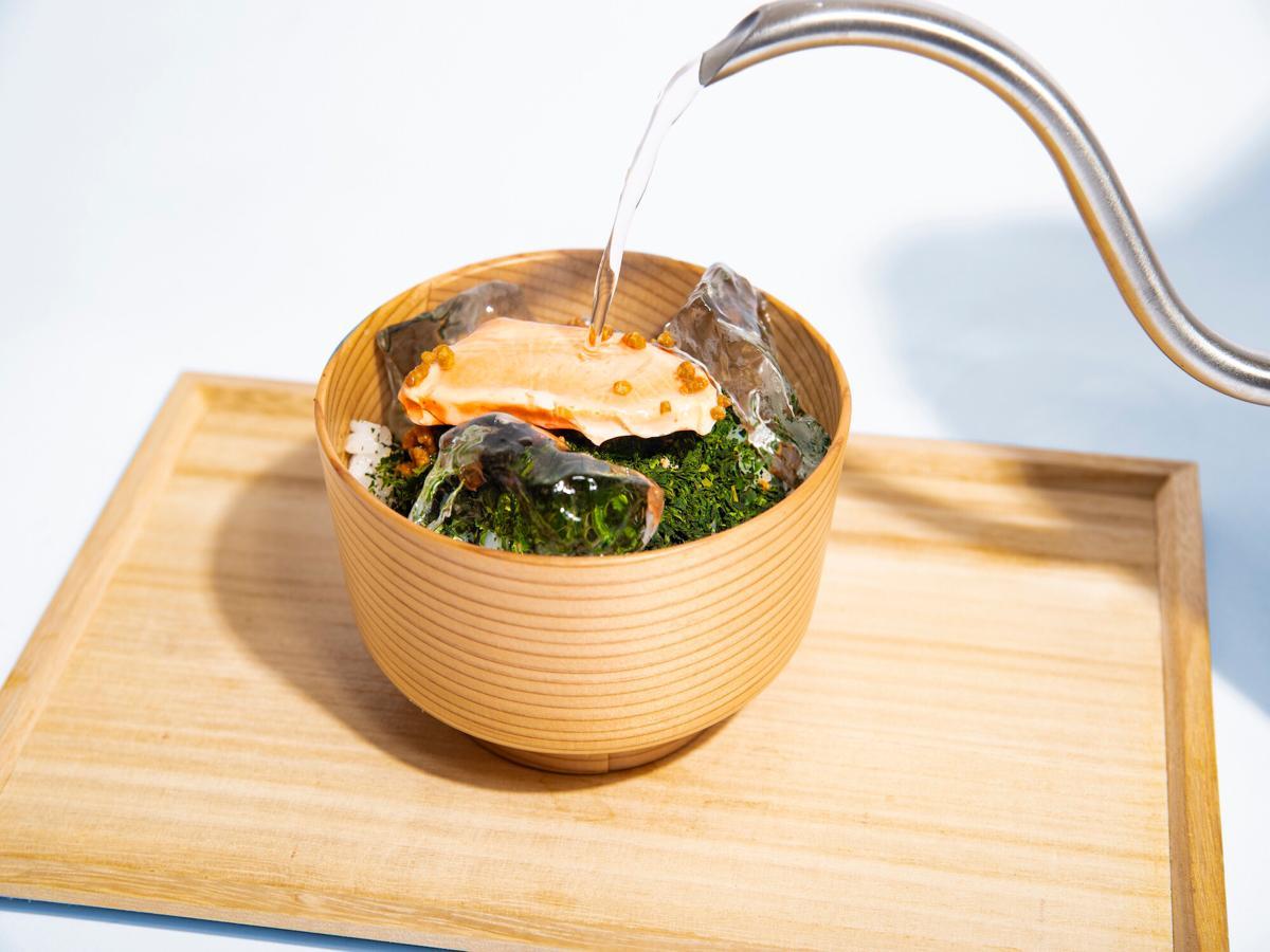 東京茶寮が監修する「お茶屋の本格茶漬け」