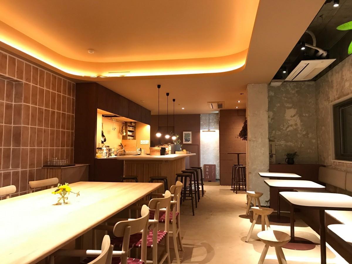 3階は一般客が利用できるキッチンスペースも