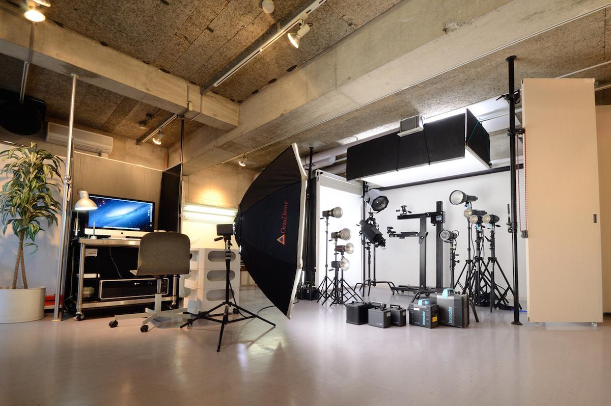 「Studio366」の内観