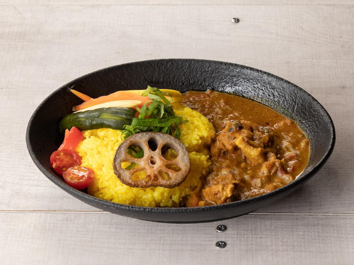 「虜curry」