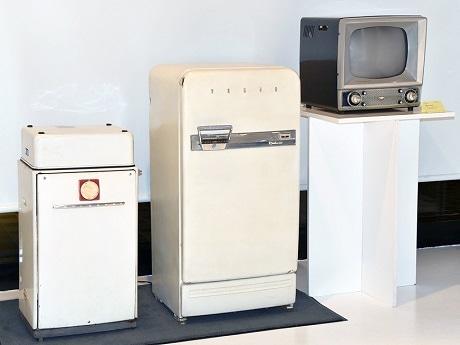 「三種の神器」と呼ばれた家電製品