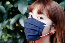 池尻大橋のアパレルブランド「布マスク」に反響 作り方を公開