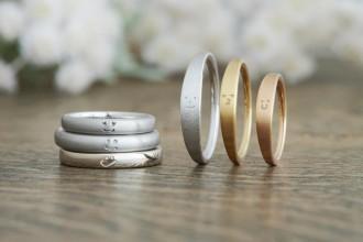 池尻のジュエリーブランドが「似顔絵結婚指輪」 夫婦で指輪作り体験