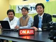 「いわみんTV」配信100回目に-宮古の出来事をUSTで「ほぼ毎日」放送