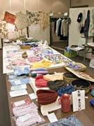 盛岡で被災地チャリティーバザー開催-大槌・釜石の主婦を内職で支援