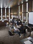 釜石にネットスペース「かだって」-建築家・難波和彦さんが無償提供