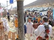 三陸の最高峰「五葉山」が山開き-2年ぶりに安全祈願祭も