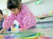 美術館が山田・宮古で「あーとキャラバン」-被災地でアートを身近に