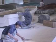 大船渡の「互洋大船渡マリーナ」に新工場-新造船建造でフル稼働