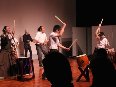 大船渡で「劇団ばんぶるびぃ」無料公演-「東北忘れない」気持ち伝える