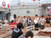 NY在住・釜石出身の三味線奏者・駒幸夫さん、「大船渡屋台村」でライブ