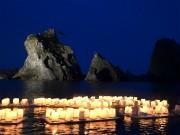 宮古・浄土ヶ浜で「鎮魂の祈り」イベント-世界遺産・平泉から「延年の舞」も