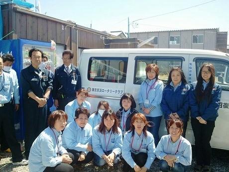 東京・品川の運送会社、気仙沼に支店開設-業務提携で被災地雇用へ