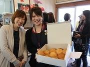 陸前高田の老舗「菅久菓子店」が再開-大切な日のためにケーキを