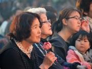 宮古市田老地区で津波犠牲者へ「鎮魂の祈り」-「希望」へ心つなぐ