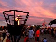 南三陸町「かがり火まつり」開催迫る-三河手筒花火で晩夏に彩り