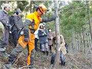 南三陸で「森の仕事を学ぶ」ワークショップ開催へ-間伐材でクラフト体験も