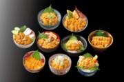 南三陸で「キラキラうに丼」 今年も9店が旬の味わい提供