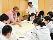 大船渡東高校で「ICTキャリア教育」授業 「身近なものを良くする」テーマに