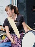気仙沼の市内6カ所で野外ライブ 出演バンドも年々増加