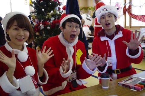 大船渡でクリスマスイベント「サンマチ」 市民サンタを募集