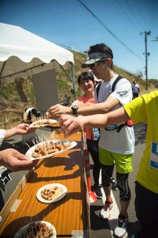 東北風土マラソンの補給食「ランメシ」 一般公募