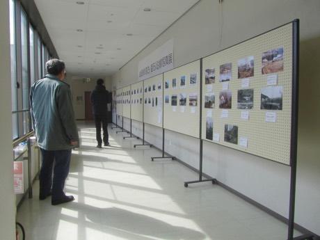 三陸鉄道が4市町で「山田線沿線写真展」 震災前の懐かしい風景続々