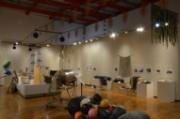 気仙沼の美術館で「養殖展」 「食」から地域文化を知る