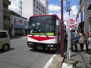 気仙沼で観光客向け巡回バス運行 主要スポットへ100円でアクセス