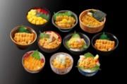 南三陸で旬の味「キラキラうに丼」 今年は8店で提供中