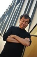陸前高田にコミュニティー施設建設へ 設計は建築家・隈研吾さん