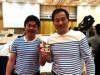 陸前高田の高級カキ使ったバーニャカウダソース、県の品評会で最高賞