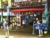 岩泉で「ブルー」テーマにアート展 龍泉洞と地元商店街をギャラリーに