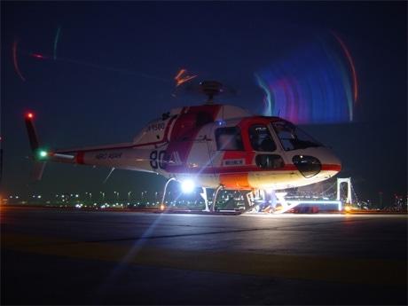 専用ヘリコプターで札幌の夜景を楽しむスカイクルージング付き豪華クリスマスプラン