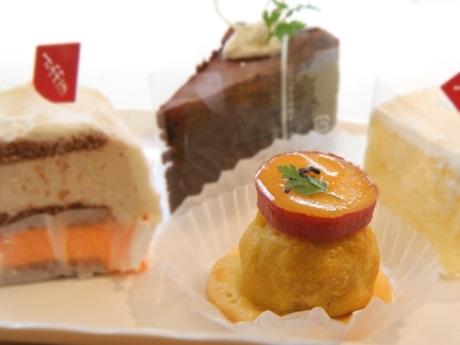 1月28日にオープンした野菜スイーツ店「ティフィン コトニ」。「おいしさ」を追求したヘルシーで栄養分の高いケーキを提供する。