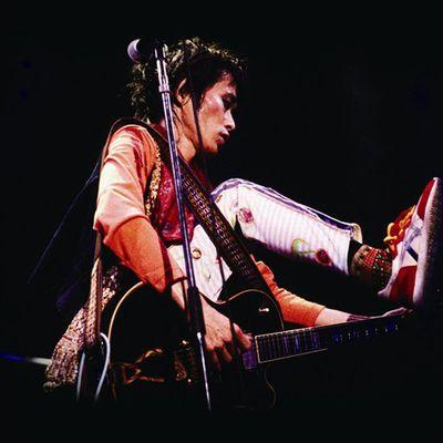 忌野清志郎さんのライブ風景 ©ARIGA MIKIO