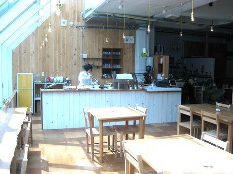 円山インディゴ内の「インディゴカフェ」