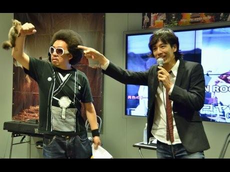 レキシの池田貴史(たかふみ)さんとSCOOBIE DOのボーカル・コヤマシュウさん